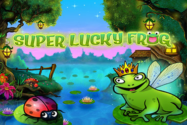 Super Lucky Frog – Review & Free Spins